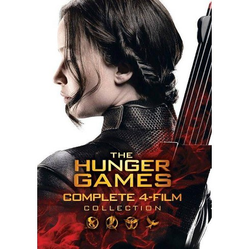 Hunger Games Collection DVD - image 1 of 1