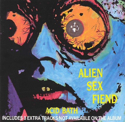 Alien sex fiend - Acid bath (Vinyl) - image 1 of 1