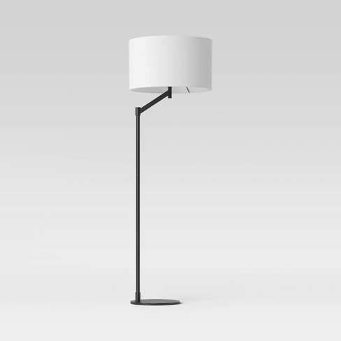 Modern Arm Floor Lamp (Includes LED Light Bulb) - Project 62™ - image 1 of 4