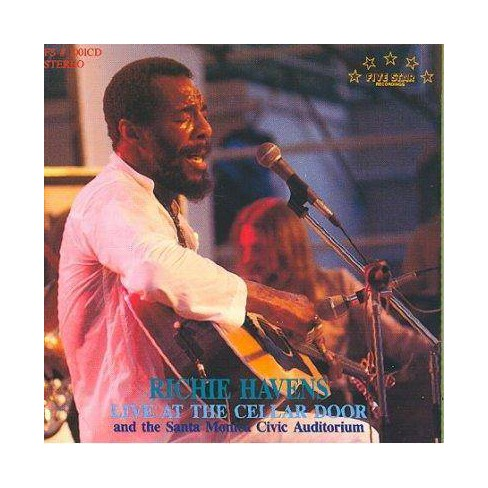 Richie Havens - Live At The Cellar Door (CD) - image 1 of 1