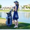 Glove It Women's Golf Glove Blue Leopard - image 3 of 4