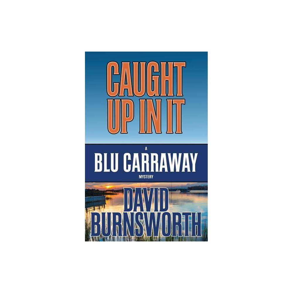 Caught Up In It Blu Carraway Mystery By David Burnsworth Paperback