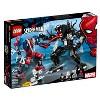 LEGO Marvel Spider Mech Vs. Venom Ghost Spider Superhero Playset with Web Shooter 76115 - image 3 of 4