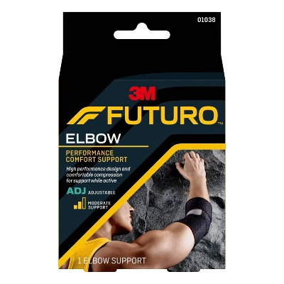 FUTURO Performance Comfort Elbow Support, Adjustable
