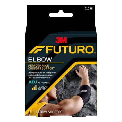 FUTURO Performance Comfort Elbow Support, Adjustable - image 1 of 3