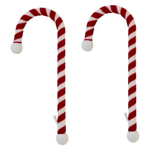 about this item - Christmas Candy Cane Decorations