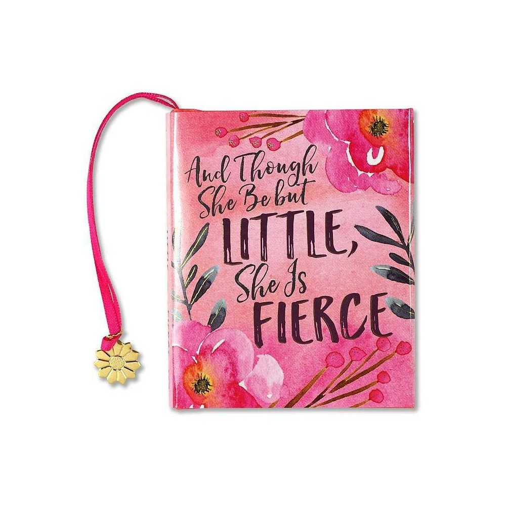 And Though She Be But Little She Hardcover