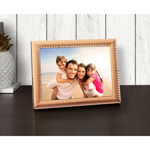 8 Wifi Digital Frame Rose Gold Polaroid Target