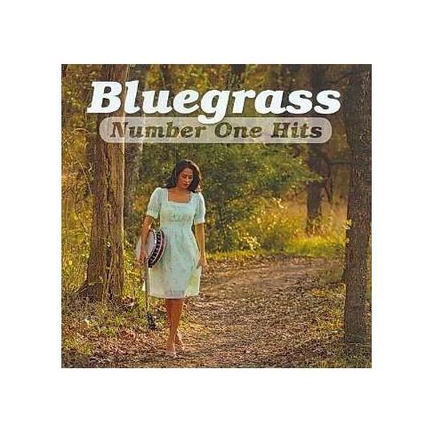 Various - Bluegrass Number One Hits (CD) - image 1 of 1