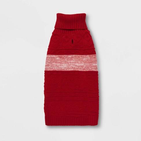 Fairytale Solid Knit Cat & Dog Sweater - Wondershop™ - image 1 of 2