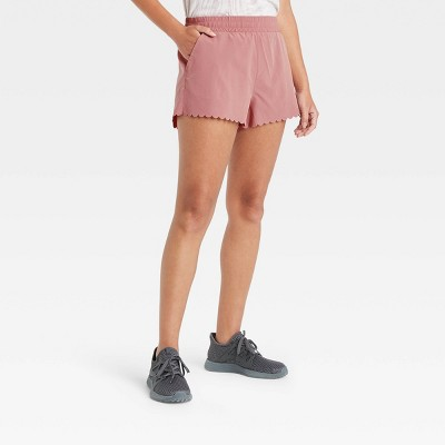 """Women's Woven Shorts with Liner 2.5"""" - JoyLab™"""