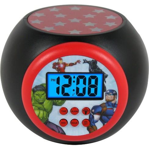 Marvel Alarm Clock Unique