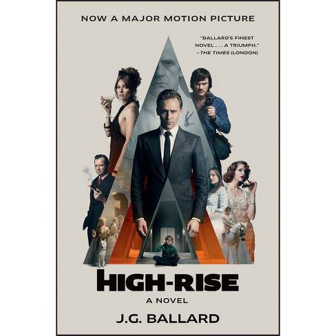 High-Rise - (Movie Tie-In Editions) by  J G Ballard (Paperback) - image 1 of 1