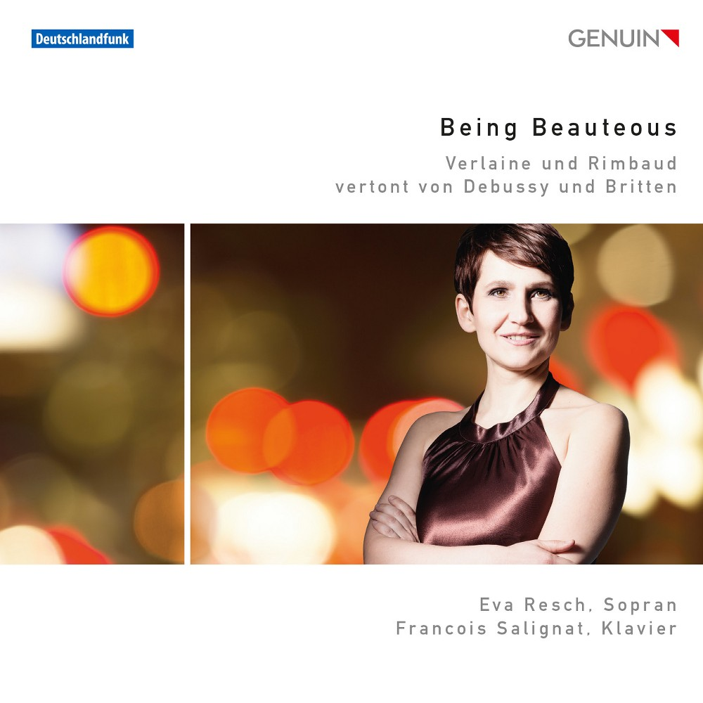 Eva Resch - Britten/Debussy:Being Beautous (CD)