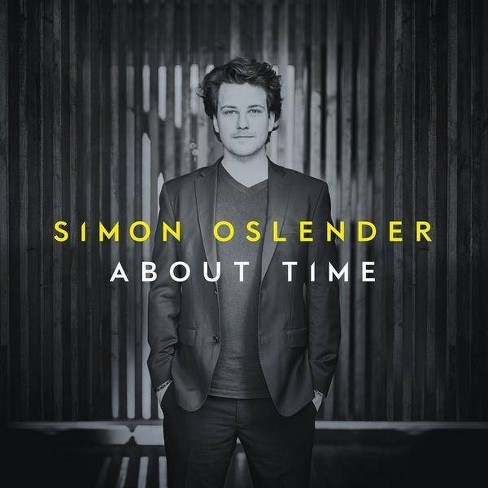 Oslender Simon - About Time (CD) - image 1 of 1