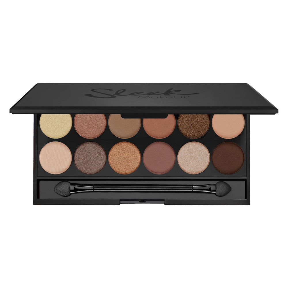 Image of Sleek MakeUP Eyeshadow Palette Sun Is Shining - .31oz