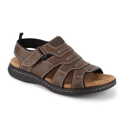 Dockers Mens Shorewood Outdoor Sport Fisherman Sandal Shoe