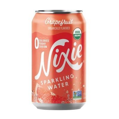 Nixie Grapefruit Sparkling Water - 8pk/12 fl oz Cans
