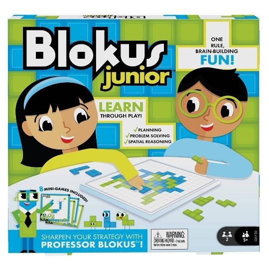 Blokus Jr. Game, Board Games image number null
