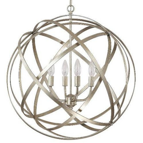 Capital Lighting 4234 Axis 4 Light Full Sized Globe Pendant - image 1 of 1