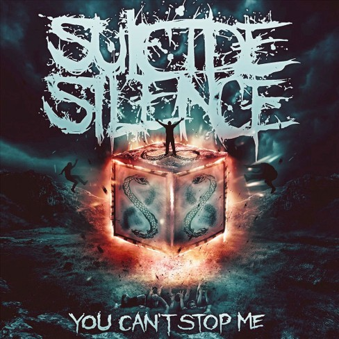 Suicide Silence - You Can't Stop Me (CD) - image 1 of 1