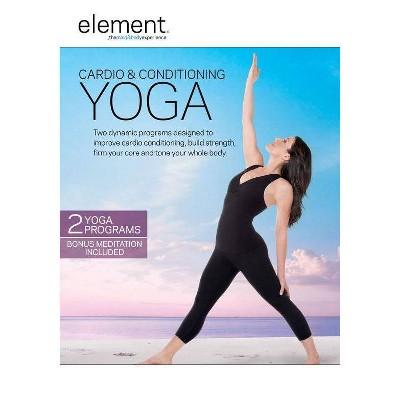 Element: Cardio Conditioning Yoga (DVD)