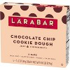 Larabar Fruit And Nut Bar - Chocolate Chip Cookie Dough 5 Bars - image 3 of 3