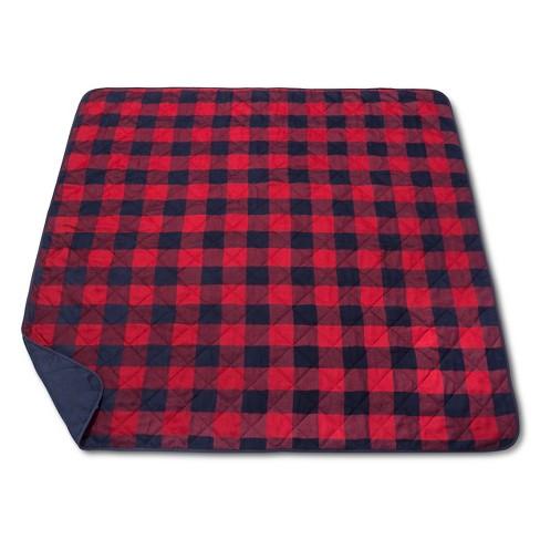 picnic blanket target Red Gingham Picnic Blanket   Threshold™ : Target picnic blanket target