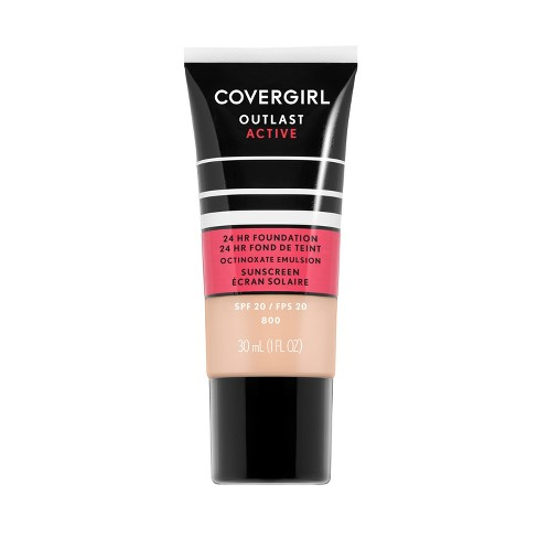 COVERGIRL Outlast Active Foundation - 1 fl oz - image 1 of 3