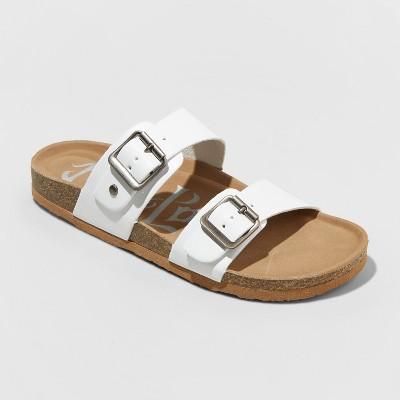 0daf12f6d773 Women s Mad Love Keava Footbed Sandal   Target