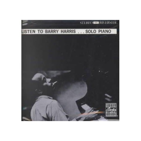 Barry Harris - Listen to Barry Harris (CD) - image 1 of 1