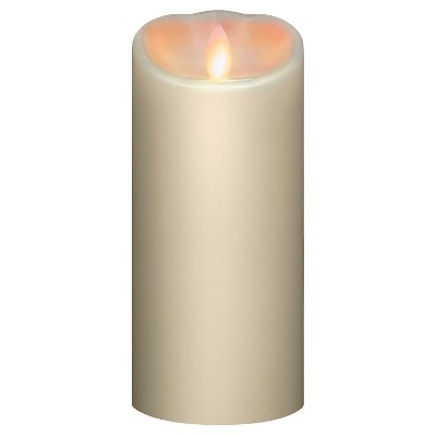 Battery Operated LED Candle Cream 3 x7  - Mirage®