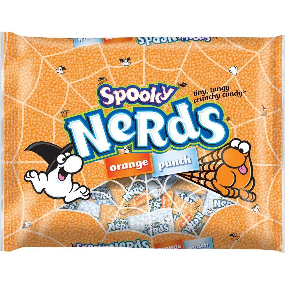 Nerds Spooky Halloween Candy - 25oz