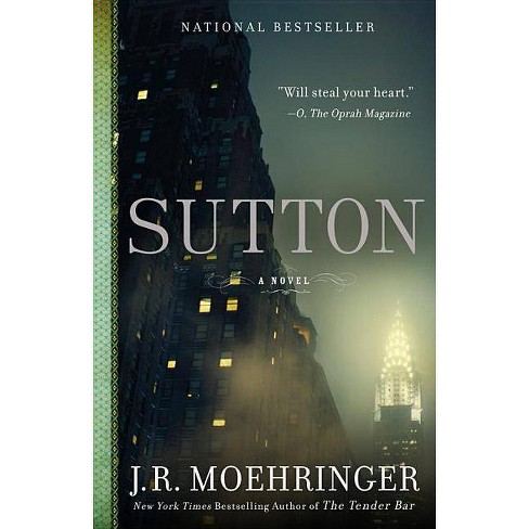 Sutton - by  J R Moehringer (Paperback) - image 1 of 1