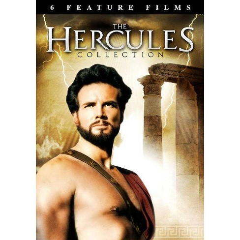 The Hercules Collection (DVD) - image 1 of 1