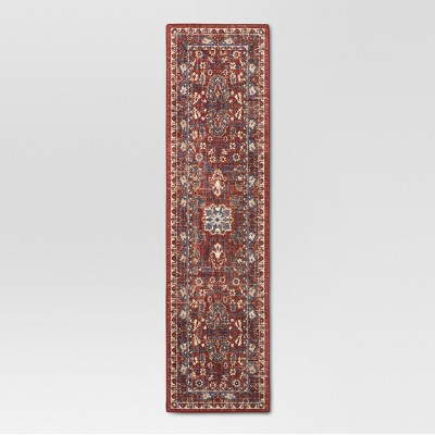 Red Floral Tufted Runner 1'10 X7'/22 X84  - Threshold™