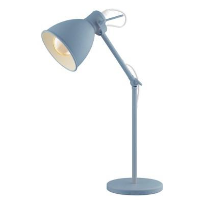 1-Light Priddy-P Desk Lamp Pastel Blue - EGLO