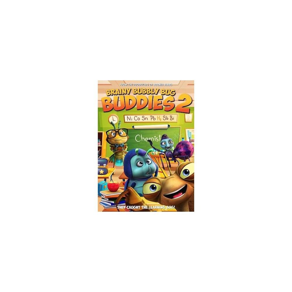 Brainy Bubbly Bug Buddies 2 (Dvd)
