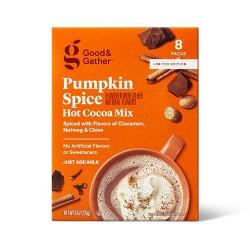 Pumpkin Spice Hot Cocoa Mix - 8oz - Good & Gather™