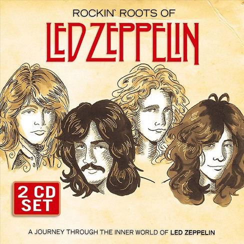 Various - Rockin roots of led zeppelin (CD) - image 1 of 1
