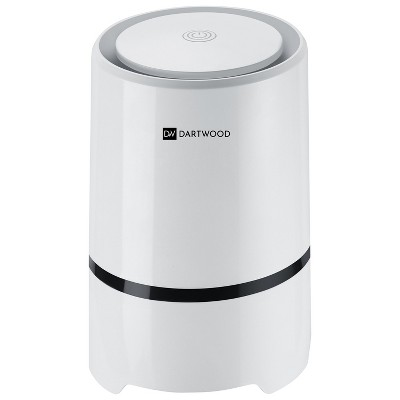 Dartwood Mini Portable Air Purifier with HEPA Filter