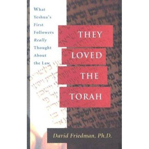 They Loved the Torah - by  David Friedman (Paperback) - image 1 of 1