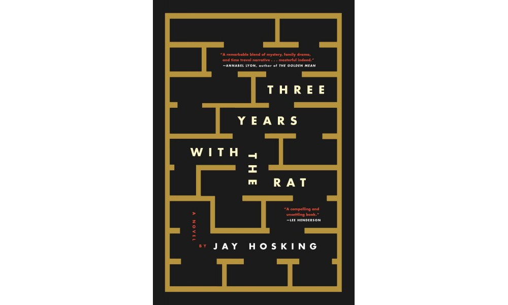 Three Years With the Rat (Hardcover) (Jay Hosking)