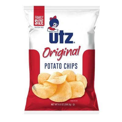 Utz Original Potato Chips - 9.5oz