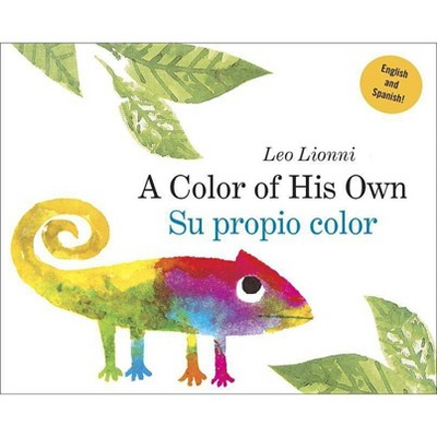 Su Propio Color (a Color of His Own, Spanish-English Bilingual Edition)- by Leo Lionni (Board Book)