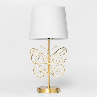 Butterfly Wire Table Lamp - Pillowfort™