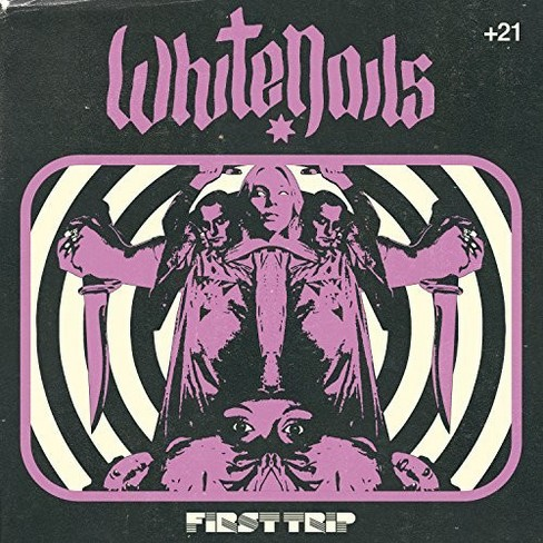 White Nails - First Trip (CD) - image 1 of 1