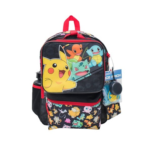 "Pokemon 16"" Kids' Backpack - 7pc Set - image 1 of 4"