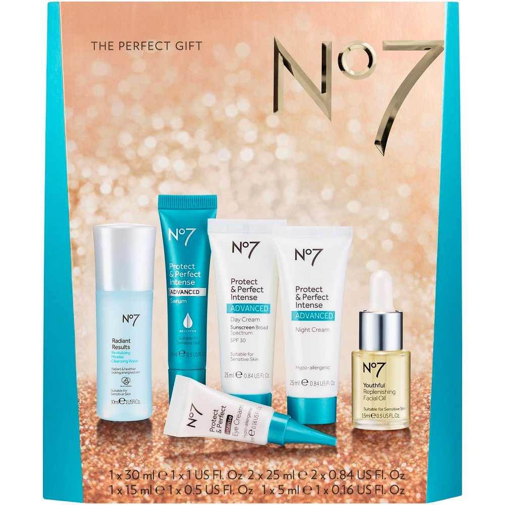 No7 The Perfect Gift - 6ct