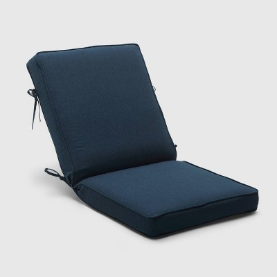 Outdoor Double Welt Chair Cushion Sunbrella Spectrum - Smith & Hawken™